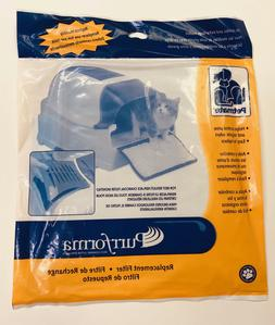 Petmate Purrforma Litter Box Monthly Replacement Filter - J