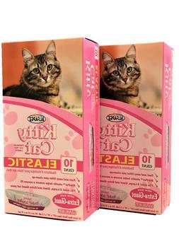 Alfapet, Kitty Cat Elastic Litter Box Liners, 20 Count Tota