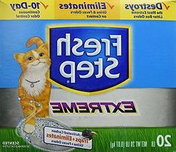 FRESH STEP CAT LITTER 261347 Fresh Step Extreme Odor Solutio