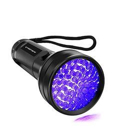 UV Flashlight Black light UV Lights , Vansky 51 LED Ultravio