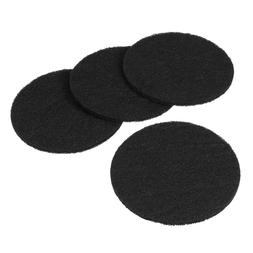 5pcs/set Round Carbon  Activated Filters Odor Control for Pe