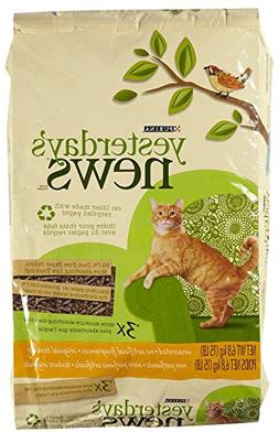Yesterday's News PRODUCTS 702303 Cat Litter, 15-Pound