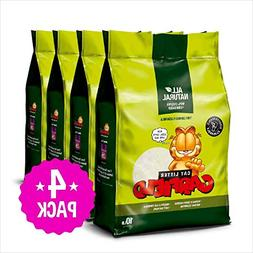 Garfield Cat Litter All Natural, Fast Clumping, Perfect for
