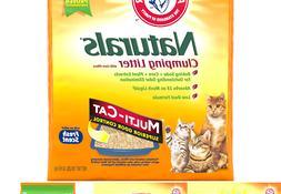 ARM & HAMMER Naturals Cat Litter, Multi-Cat, 18lb