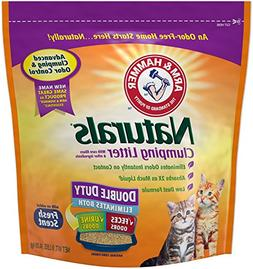 Arm & Hammer Naturals, Double Duty Litter, 9 Lbs