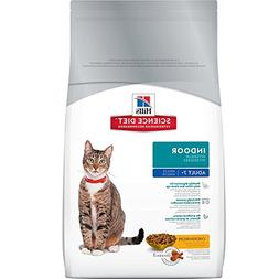 Hill's Science Diet Senior Dry Cat Food Adult 7+ Indoor Chic