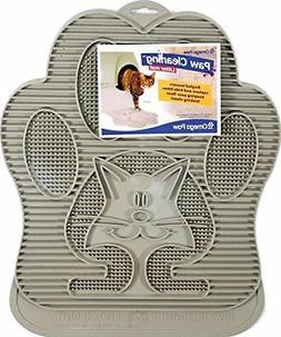 Omega Paw Paw-Cleaning Litter Mat, Tan