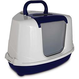 "So Phresh Corner Privacy Hood & Cat Litter Pan, 22"" W x 17.8"