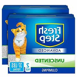 Fresh Step Advanced Clumping Cat Litter with Activated Charc