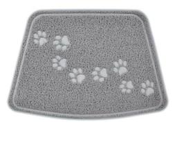 Arm & Hammer Wedge Shape Litter Mat 35X23 Inches Easy Clean