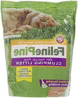 Arm & Hammer Feline Pine Cat Litter 14 Lb Bag