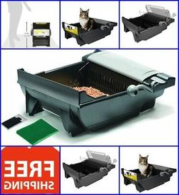 Automatic Litter Box Cat Self Cleaning Cat Toilet Automatic