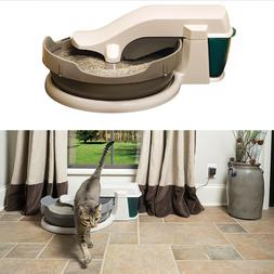 Automatic Self Cleaning Cat Litter Box PetSafe Works With Cl