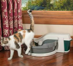 automatic self cleaning multi pet litter cat