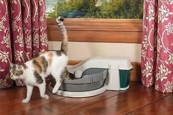 Automatic Self Cleaning Multi Pet Litter Cat Box Kitty Clean