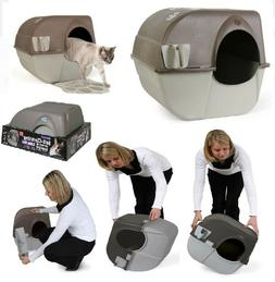 Best Automatic Cat Litter Box Scooping Robot Cleaner Self Cl