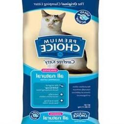 Brand New 72305 New Premium Choice X-Tra Clumping Cat Litter