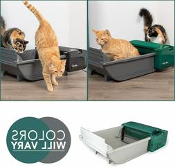 BRAND NEW Pet Zone Smart Scoop Automatic Litter Box Self Cle