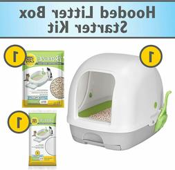 Tidy Cats Breeze Hooded Cat Litter Box System*Free Ship*