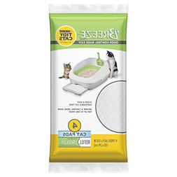 Tidy Cats 4-Count Breeze Litter Pad Refill, Pack of 20
