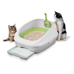Purina Tidy Cats BREEZE Litter System Starter Kit 1 Box All-