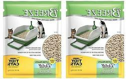 Tidy Cats Breeze Pellets - 7 lbs XL Bag 2-Pack