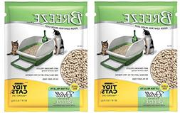 Tidy Cats Breeze Pellets - 7 lbs XL Bag 2-Pack