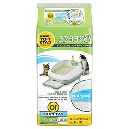 Purina Tidy Cats BREEZE Spring Clean Cat Pads Refill Pack -