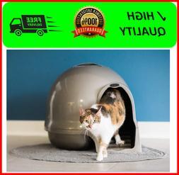 Caja de arena para gatos Booda Dome Cleanstep 3 colores perl