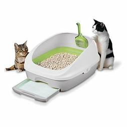 Cat Kitty Litter Starter Kit Purina Tidy Cats BREEZE Litter