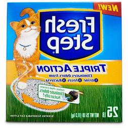 FRESH STEP CAT LITTER 261213 Fresh Step Triple Action Scoopi