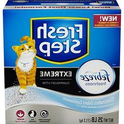 FRESH STEP CAT LITTER 261348 Fresh Step Extreme Odor Solutio