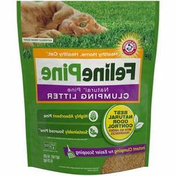 Feline Pine Original Cat Litter 40-lb bag