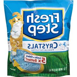 Fresh Step  Cat Litter, Crystals , 4 lbs