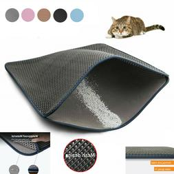 cat litter box blackhole mat trapper foldable