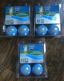 Fresh Step Cat Litter Box Deodorizing Pods In Fresh Scent  