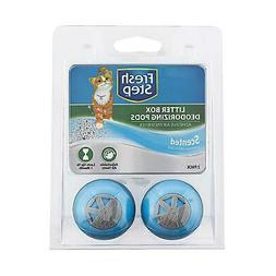 Fresh Step Cat Litter Box Deodorizing Pods In Fresh Scent 2