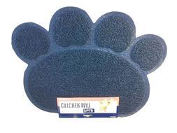 CAT LITTER CATCHER MAT DOG CAT FOOD DISH MAT PET INC. SIZE 1