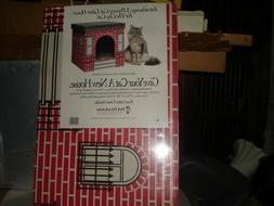 Pet Products Cat litter house cardboard city  cat cottage Ne