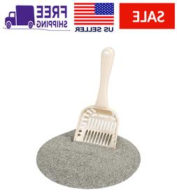 Petmate Cat Litter Jumbo Scoop w/Microban for Easy Cleaning