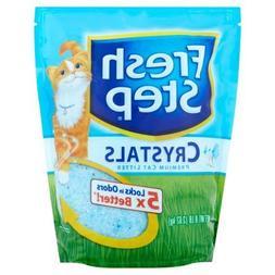 Fresh Step Cat Litter Lightweight 10-Day Odor Control Dust-F