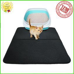 Cat Litter Mat Double Layer Locker Kitty Large Box Trapper B