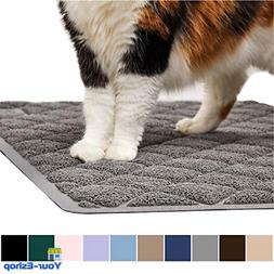 Cat Litter Mat Extra Large Trapping Box Mats Scatter Control
