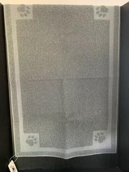 dijoqu pet supplies cat litter mat gray new litter box mat 3