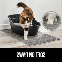 CAT LITTER MAT Pet Waste Trapping Mat Premium Durable Gorill