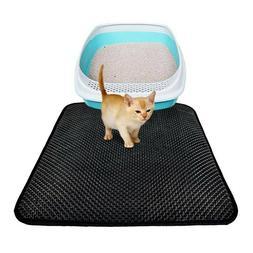 Cat litter Mat -Waterproof Double Layer Pad -Large Flexible