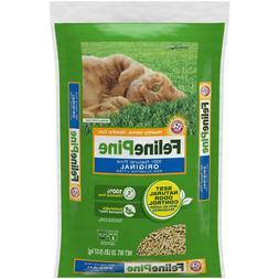 Feline Pine Original Cat Litter 20-lb bag