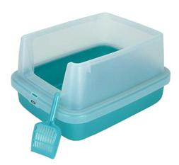 cat litter pan w