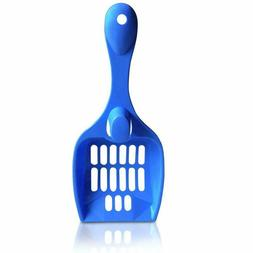 Cat Litter Scoop In Blue Best Litter Cleaning Tool  Standard