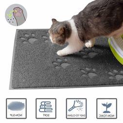 Cat litter Tray Mat or Pet Dog outdoor mat Grey SALE